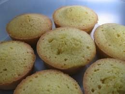 Grain-Free/Gluten-Free Honey Butter Muffins. Good as a side for BBQ, according to the author. :)