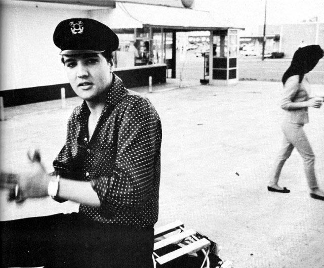 Image result for Elvis Presley april 2, 1963