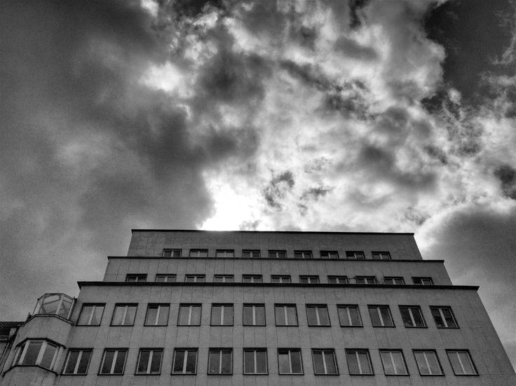 """Photo Of The Week (59) Kreatywna Eksplozja - Gdynia """"Bankowiec"""""""