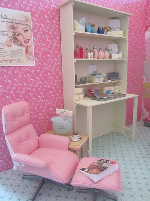 Homemade Barbie Furniture | Your comfort is first and foremost. A relaxing waiting area and ...