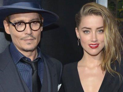They were speculated to be on the edge of a split, but at present actor Johnny Depp and his fiance Amber Heard's romance is reportedly in a ""