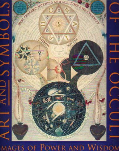 """According to """"The KABBALAH and the Tree of Life,"""" a chapter in the book pictured here, the """"Kabbalah may be defined as esoteric Jewish doctrine. The word Kabbalah comes from the Hebrew root QBL, meaning 'to receive,' and refers to the passing down of secret knowledge through an oral transmission."""""""