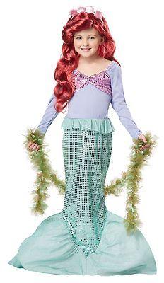 Inspiration costume de sirène