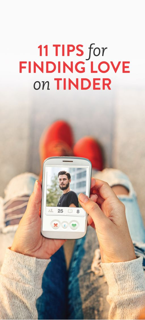 11 tips for finding love on Tinder