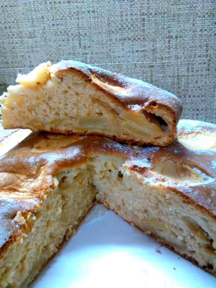 Torta di Mele super Light 0% grassi | Ricette in Armonia