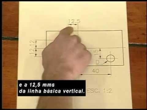 27 - Sistemas de Cotagem -  Desenho Técnico (Profissionalizante)