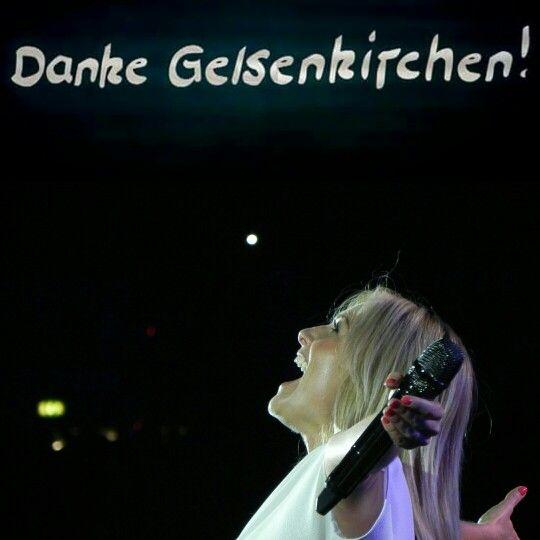 Helene Fischer Stadion Tour 2015 Gelsenkirchen