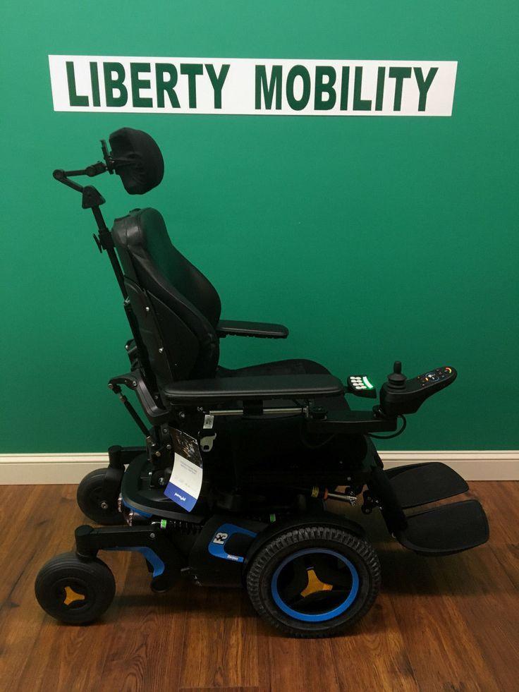 2016 Permobil F3 Corpus Power Wheelchair w/Power TiltReclineLegs 10 MILES#7178