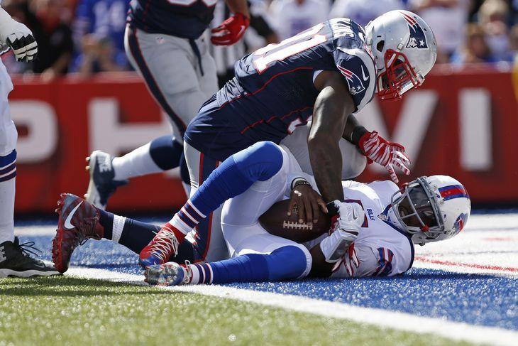 Bills-Patriots final score: Buffalo falls to New England, 40-32 -  By Matt Warren -  @MattRichWarren on Sep 20, 2015, 4:46p