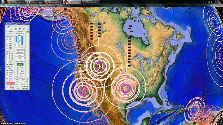 3/30/2014 -- Urgent Earthquake Watch -- Yellowstone, California, New Mad...I moved to Andes in Ecuador HA HA  Get Prepared   I AM  Bettertechnowllc.com