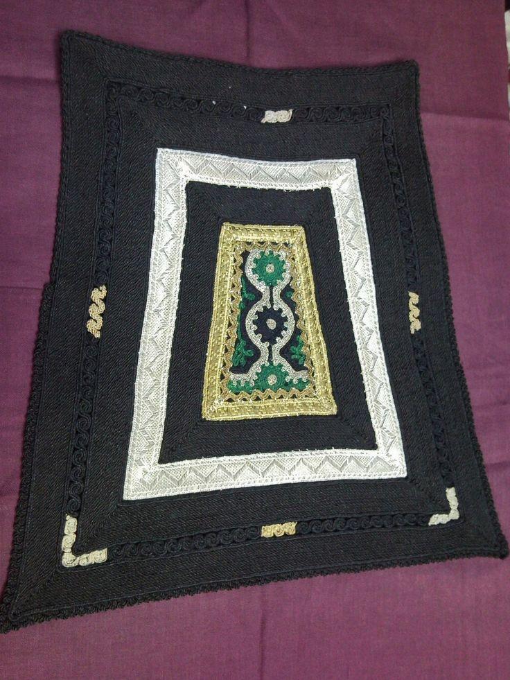 Panagoula apron / Sarakatsana