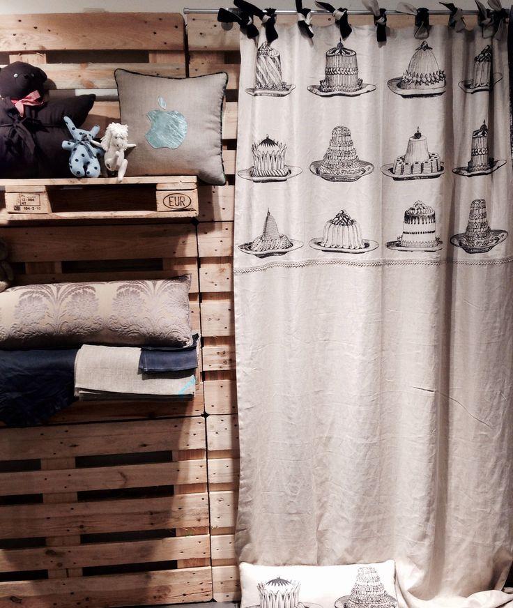 Шторы, подушки, салфетки и скатерти из натуральных тканей европейских производителей! Наличие готовых авторских коллекций и пошив на заказ от дизайн-ателье Ug-art home design