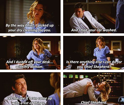meredith and derek twitter | Derek Shepherd & Meredith Grey | via Facebook | We Heart It