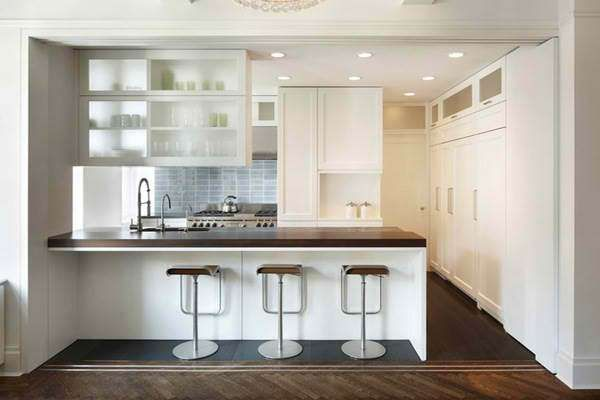 Mobili salvaspazio per la cucina - Cucina salvaspazio