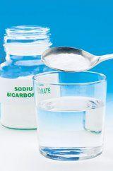 Leacuri cu bicarbonat (I)