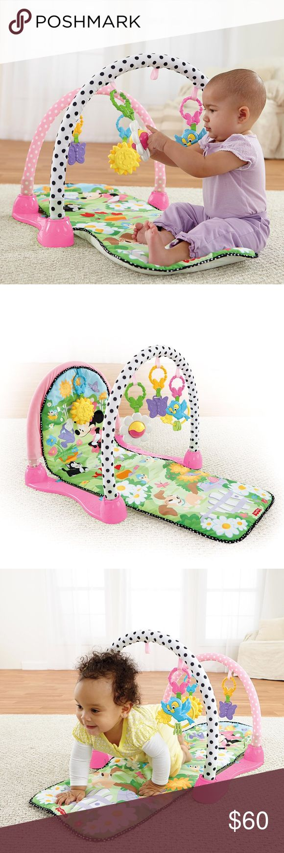 last call ❗️ Minnie mouse musical play mat gym Fun Disney Accessories