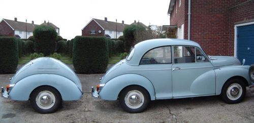 minor trailer(half back end car) - Page 1 - Morris Minor Owners Club