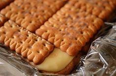 Cum se face prajitura cu biscuiti si crema de vanilie