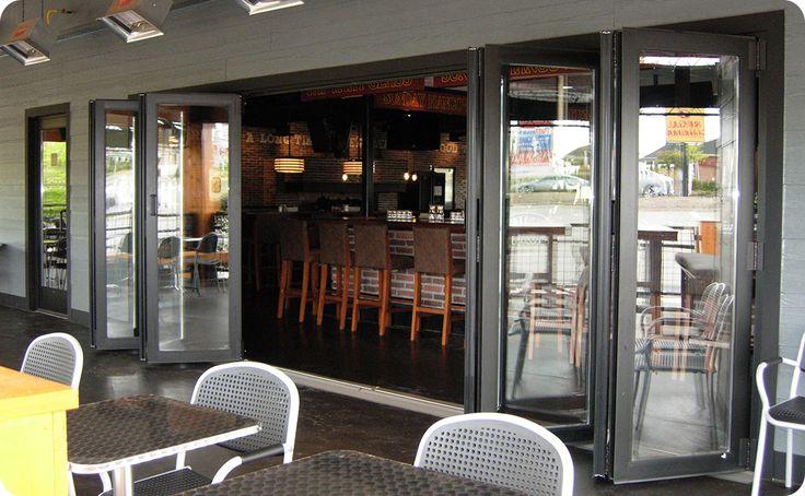 Bifold Doors Wide Opening Bifolding Door Systems Solar