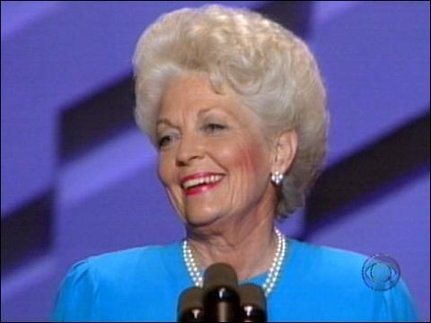 Image result for ann richards dnc 88 keynote address
