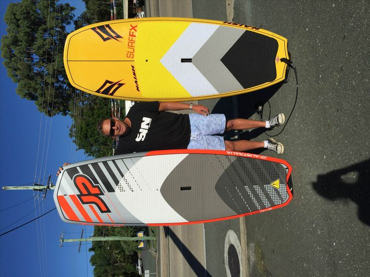 JP Slate 7-2 x 28 and the Naish Raptor 7-0 x 31 - Stand Up Paddle