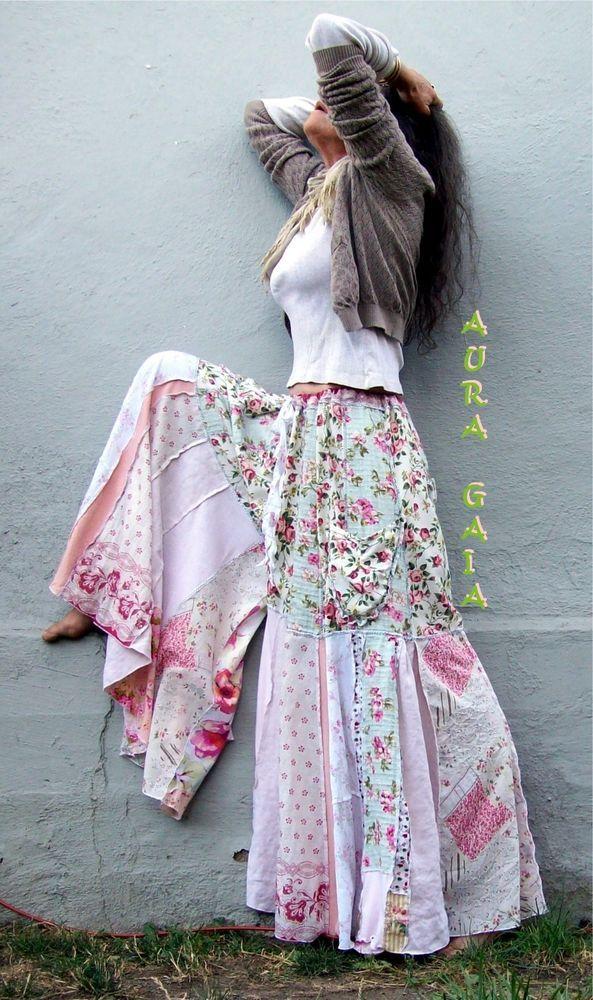 Mode: Broek-Rok-Jeans-Bloomer-Broekrok ~Aura Gaia 3~