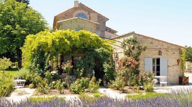 Maison provençale france