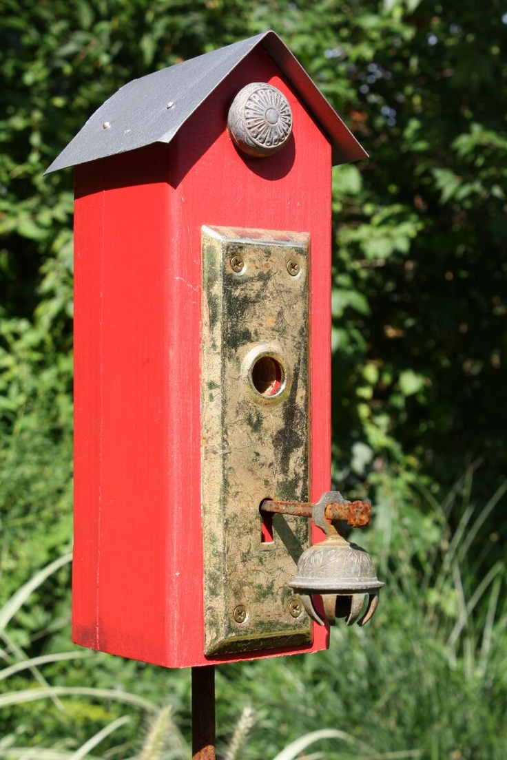 28 best images about birdhouses chandeliers on pinterest for Different bird houses