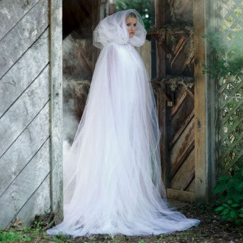 Martha Stewart Ghost Costume                                                                                                                                                      More