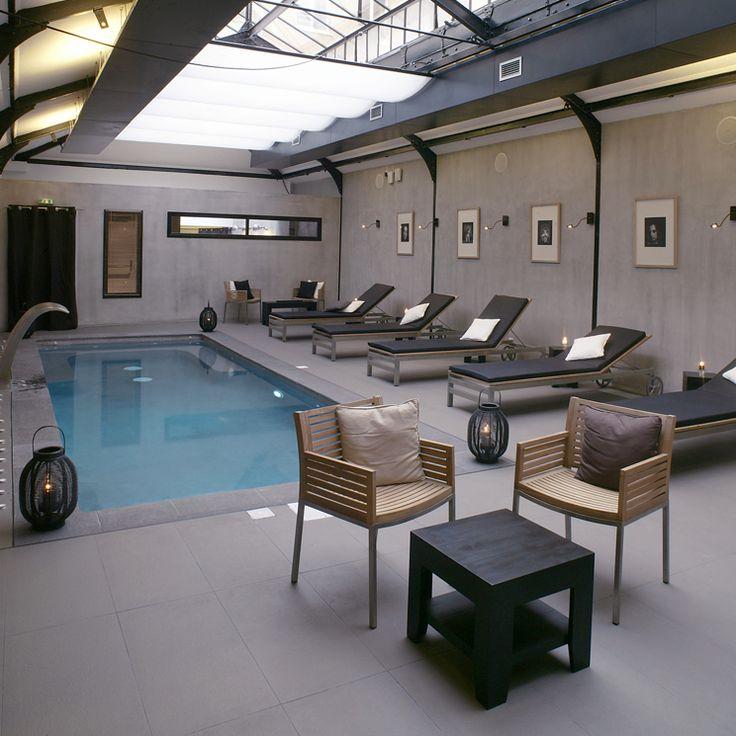 18 best images about spas beauty salons paris on for Bains de lea paris