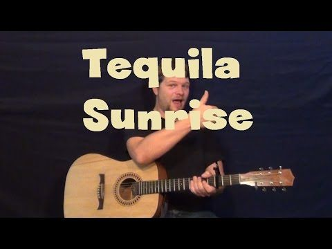 how to play tequila on acoustic guitar