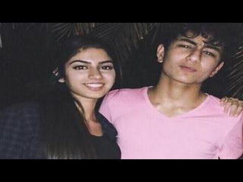 Saif's son ibrahim khan sridevi's daughter khushi kapoor clicked together