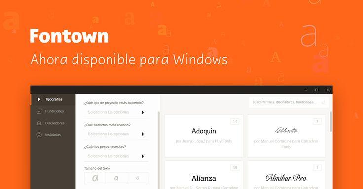 Fontown nueva version Windows Img Win nueva