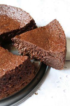 - Mousseux au chocolat -