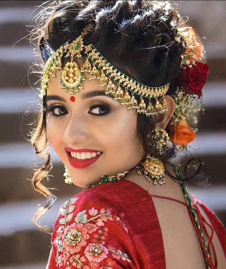 Beautyful Dulhan Riasan Pengantin India