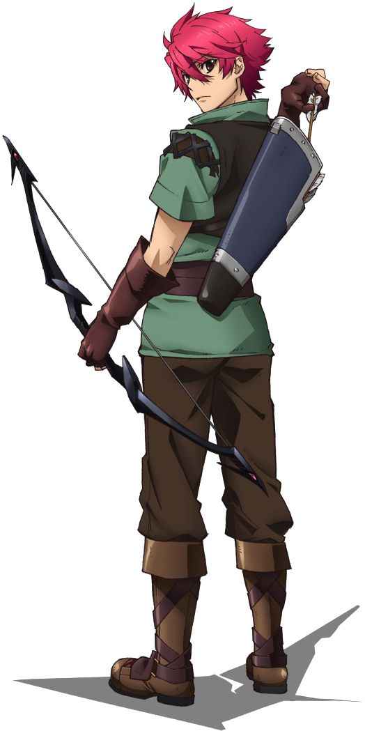 main character is archer anime - Google Search