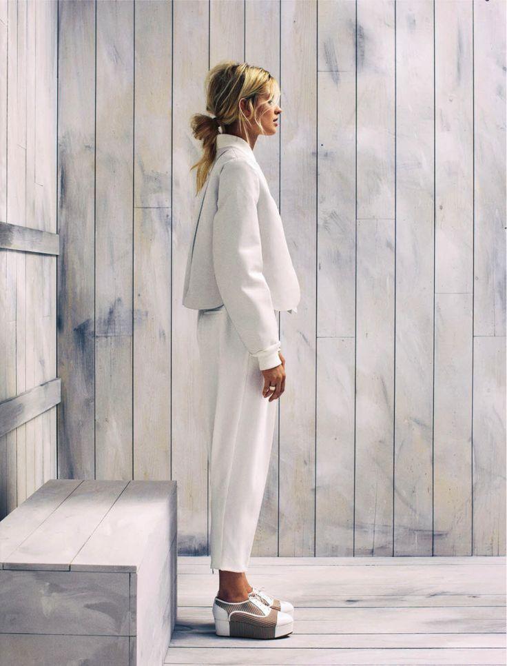 giacche & co cosi leggere: natalia siodmiak by zoltan tombor for grazia italia 4th april 2013   visual optimism; fashion editorials, shows, campaigns & more!
