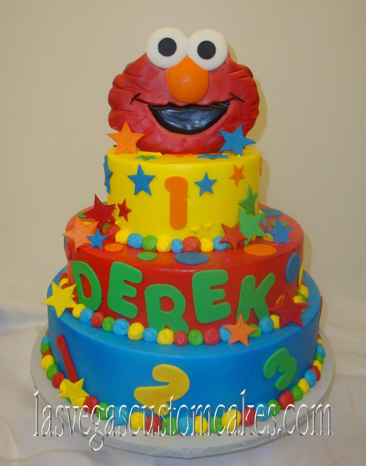 Elmo Design Birthday Cake : 1000+ images about Elmo Birthday cake on Pinterest 2nd ...