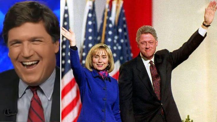"""The Clinton Collapse"" Tucker Bids EPIC Farewell to the Clinton Dynasty"
