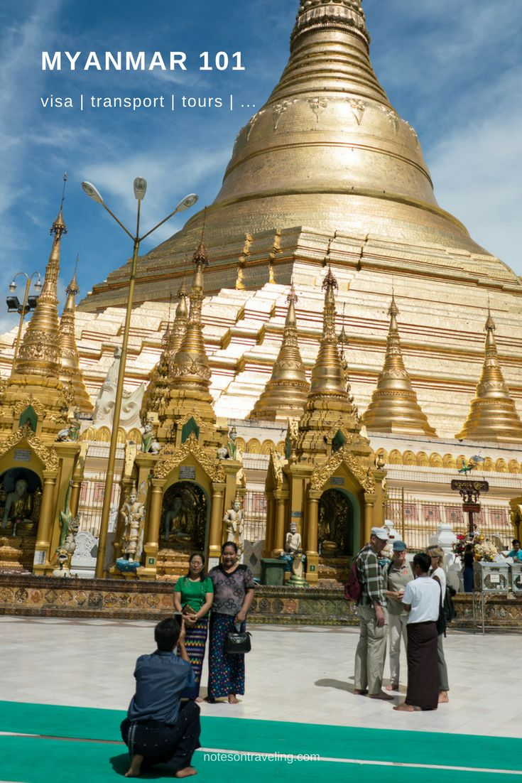 Traveling Solo In Myanmar – 7 Things I Learned About The Golden Country