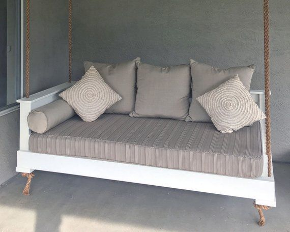 Sunbrella Custom Daybed Cushion Crib Bed Size Porch Patio
