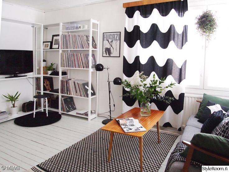 kierrätys,olohuone,mustavalkoinen,sohvapöytä,diy