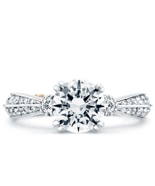 Cherish Engagement Ring Mark Schneider Design Amore