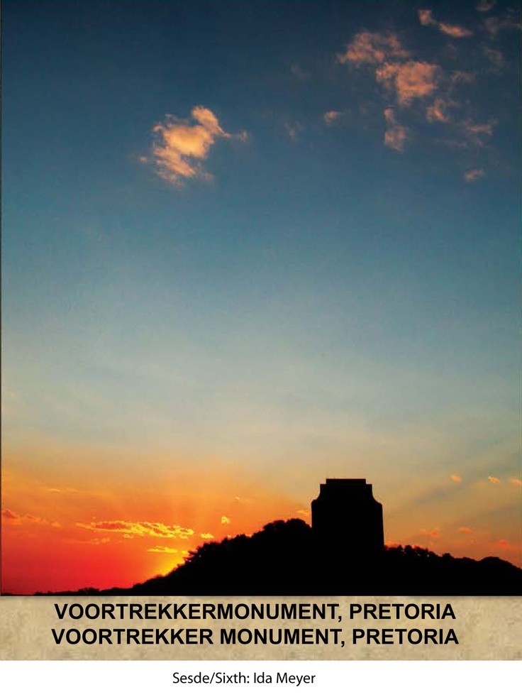 Voortrekker Monument & Nature Reserve, Pretoria