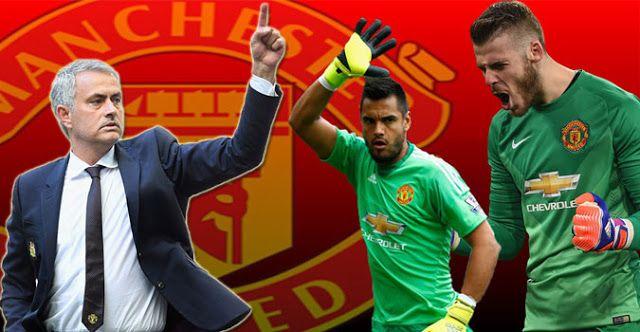 Kedudukan De Gea Akan Digantikan Oleh Sergio Romero -  Sergio Romero berhasil menjaga gawang Manchester United di Liga Europa hingga ...
