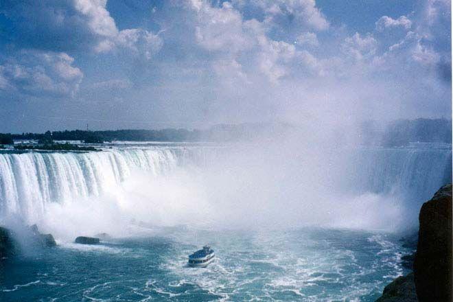 Cataratas do Niagara via @almadeviajante