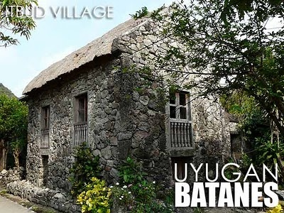 Old Stone Houses Batanes Philippines Travel
