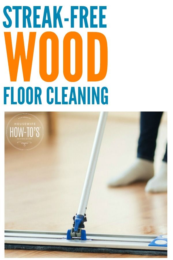 Cleaning Wood Floors Properly Protects Your Investment