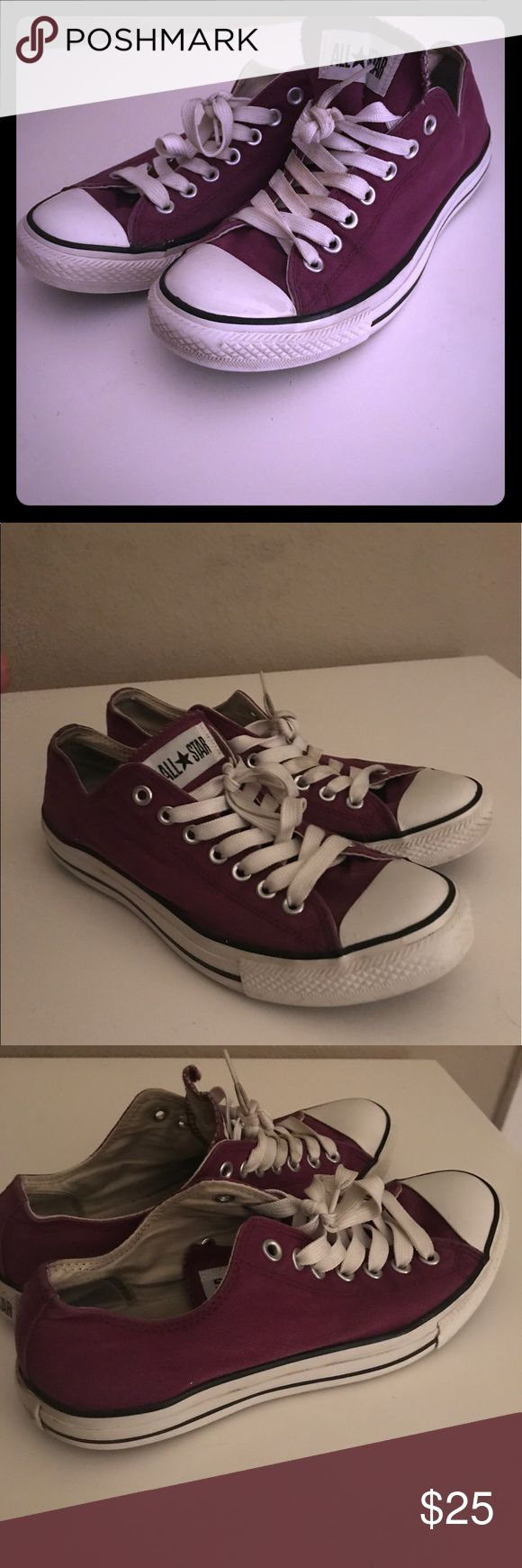 Vintage Chuck Taylors, men's size 9 good condition Vintage Chuck Taylors Converse Shoes Sneakers