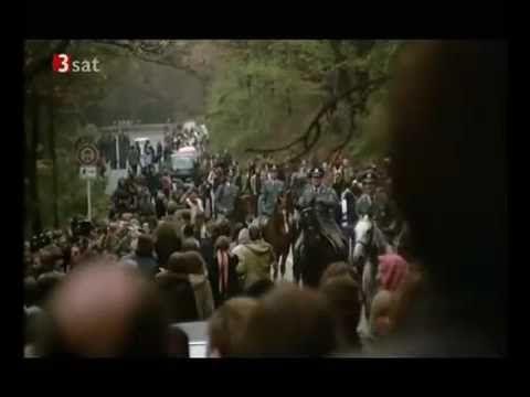beerdigung von gudrun ensslin - andreas baader - jan-carl raspe - YouTube